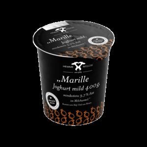 Marille Joghurt mild, mind. 3,7 % Fett im Milchanteil