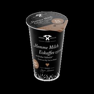 Hemme Milch Eiskaffee aus frischer Vollmilch