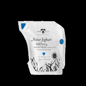 Naturjoghurt mild, aus frischer Vollmilch, mind. 3,7% Fett